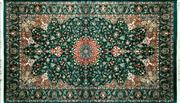 Sale 8290A - Lot 24 - Persian Kashan 150cm x 93cm RRP $800