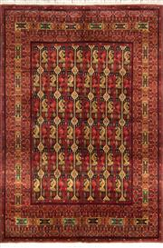 Sale 8307A - Lot 43 - Old Afghan Qunduzi 200cm x300cm RRP $2500