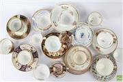 Sale 8599 - Lot 24 - 18th/19th Century Porcelain Trio Collection