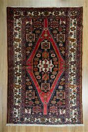 Sale 8625C - Lot 55 - Persian Husinabad 200cm x 135cm