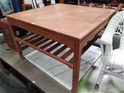 Sale 8669 - Lot 1035 - Teak Coffee table