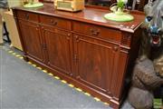 Sale 8472 - Lot 1003 - Georgian Style Sideboard