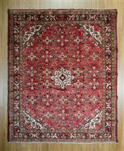 Sale 8625C - Lot 56 - Persian Husinabad 200cm x 160cm