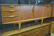 Sale 8310 - Lot 1070 - Jentique Teak Sideboard