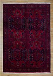 Sale 8566C - Lot 52 - Afghan Khal Mohamadi 200cm x 300cm