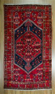 Sale 8625C - Lot 57 - Persian Hamadad 210cm x 120cm