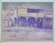 Sale 8339A - Lot 503 - Thomas (Tom) McAulay (1946 - ) - The Publicans Children, 1971 90 x 120.5cm