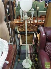 Sale 8495F - Lot 1019 - Metal Standard Lamp