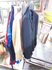 Sale 8582 - Lot 2216 - Group Mens Clothing incl. Emporio Armani, R. Lauren, Brooks Bros., etc (12)