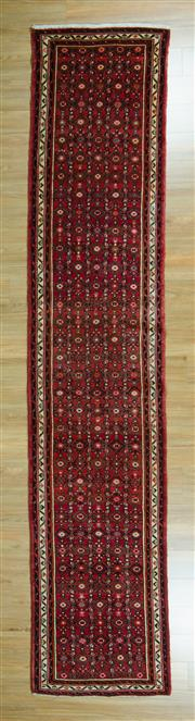 Sale 8625C - Lot 58 - Persian Husinabad 400cm x 80cm