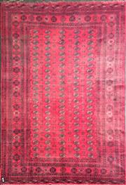 Sale 8817 - Lot 1014 - Afghan Qunduzi (291 x 202cm)