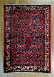 Sale 8625C - Lot 59 - Persian Husinabad 155cm x 108cm