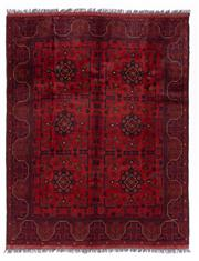 Sale 8715C - Lot 31 - An Afghan Khal Mohammadi, 100% Wool Pile Natural Dyes, 200 X 150Cm