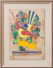 Sale 8375A - Lot 50 - Artist Unknown - Indian Still Life 32 x 23 cm