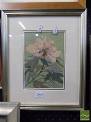 Sale 8407T - Lot 2069 - Japanese Framed Work