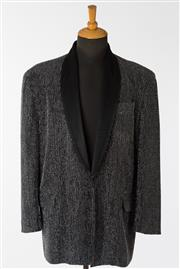 Sale 8550F - Lot 80 - Two gents evening jackets by Clifford Gordon & Joe Bananas, size 42 & 44.