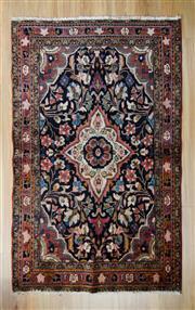 Sale 8576C - Lot 87 - Persian Hamadan 198cm x 120cm