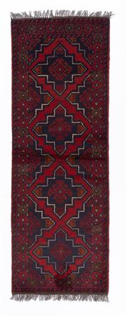 Sale 8715C - Lot 108 - A Persian Turkaman, Wool On Cotton Foundation Classed As Tribal Rugs, 150 X 50Cm