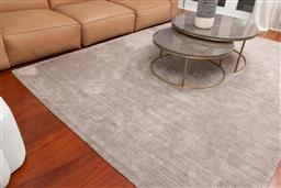 Sale 9150H - Lot 20 - A light grey woollen carpet, 228cm x340cm (some stains apparent)