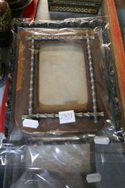 Sale 8360 - Lot 99 - Ornate Photo Frames (4)