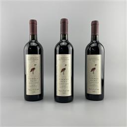 Sale 9173W - Lot 783 - 3x 1996 Turkey Flat Vineyards Cabernet Sauvignon, Barossa Valley