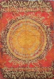 Sale 8822 - Lot 1065 - Vintage Shag Pile Rug