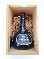 Sale 8454W - Lot 55 - 1x 1981 Seppelt 21YO Para Vintage Tawny Port, Barossa Valley - in timber box