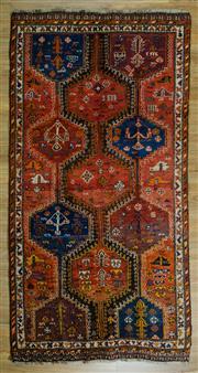 Sale 8625C - Lot 64 - Persian Shiraz 265cm x 140cm