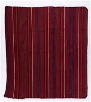 Sale 8715C - Lot 181 - A Persian Jajim Village Rug, Hand Woven Wool, 182 X 162cm