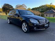 Sale 8818V - Lot 1 - 2010 Mercedes-Benz C200T CGi Wagon