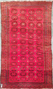 Sale 8831 - Lot 1076 - Afghan Turkoman Carpet (270 x 170cm)