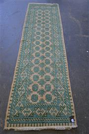 Sale 8424 - Lot 1048 - Afghan Turkoman Runner (295 x 77cm)