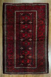 Sale 8625C - Lot 65 - Persian Baluchi 185cm x 120cm