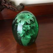 Sale 8795K - Lot 256 - An artglass paperweight