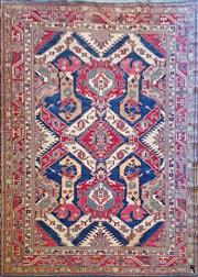 Sale 8822 - Lot 1792 - Afghan Kazak (350 x 250cm) - Certificate in Office