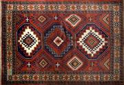 Sale 8290A - Lot 75 - Persian Shiraz 102cm x 140cm RRP $500