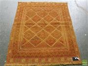 Sale 8480 - Lot 1151 - Persian Sumac (120 x 110cm)