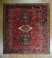 Sale 8625C - Lot 66 - Persian Tabriz 170cm x 150cm