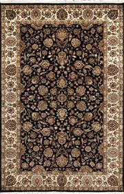 Sale 8307A - Lot 49 - Indo Kashan 280cm x 178cm RRP $3000