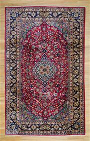 Sale 8576C - Lot 94 - Persian Kashan 332cm x 210cm