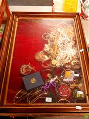 Sale 8582 - Lot 2365 - Cabinet Costume Jewellery