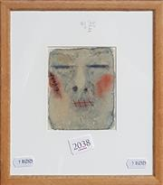 Sale 8595 - Lot 2032 - Catherine Herse - Bound Pocket II 10.5 x 8.5cm
