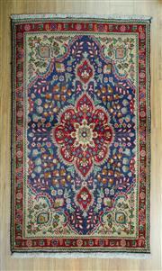 Sale 8625C - Lot 67 - Persian Tabriz 150cm x 88cm