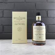 Sale 9042W - Lot 820 - Sullivans Cove Rare Double Cask Single Malt Tasmanian Whisky - doubel cask no. DC107, bottle no. 593/969, 44.9% ABV, 700ml in box