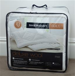 Sale 9134H - Lot 100 - A Sheridan King size doonah