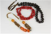 Sale 8436 - Lot 53 - Chinese Necklaces