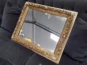 Sale 8688 - Lot 1096 - Ornate Gilt Framed Mirror