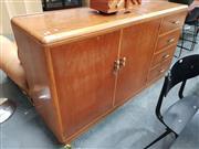 Sale 8724 - Lot 1029 - Art Deco Sideboard
