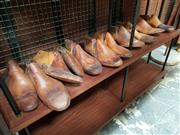 Sale 8930 - Lot 1015 - Collection of Vintage Shoe Lasts