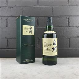 Sale 9079W - Lot 827 - The Hakushu Distillery 12YO Single Malt Japanese Whisky - 43% ABV, 700ml in box